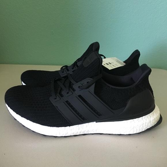 Adidas Ultraboost 4.0 Core Black NWT